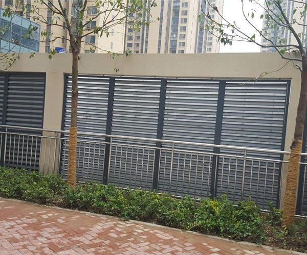 铝合金栏杆的优缺点是什么